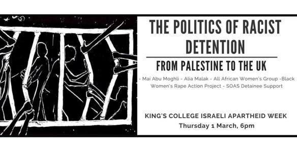 Politics of Racist Detention IAW